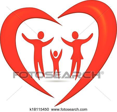 Resultado de imagen para corazon de familia