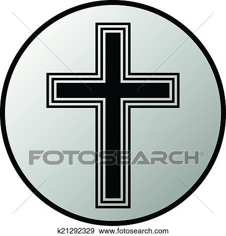 clip art religioso croce bottone k21292329 cerca clipart rh fotosearch it clipart religious clipart religious for women's day