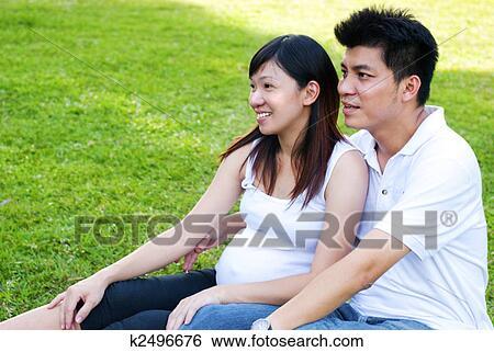 Mature korean wife