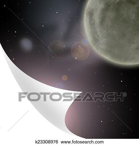 Banque D Illustrations Planetes Et Galaxie Top Secret Univers