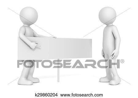 drawings of two people meeting k29860204 search clip art