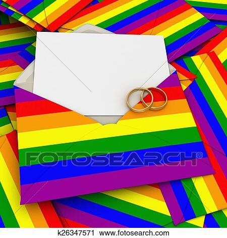 Clipart Schwule Hochzeitskarten K26347571 Suche Clip Art
