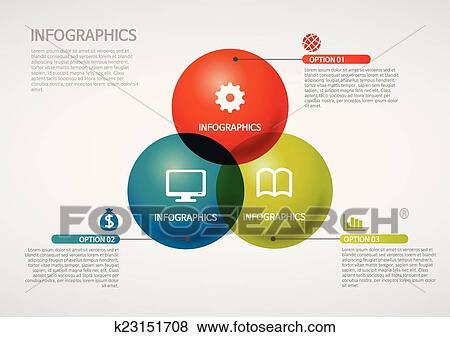 clip art info graphics venn diagram fotosearch search clipart illustration posters