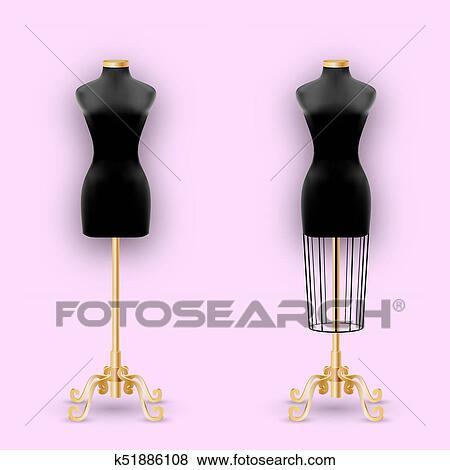 Confecci/ón de Vestidos de Novia para Mujere Cuerpo de Maniqu/í de Espuma de Poliestireno Ligero Blanco con Soporte Maniqui Costura Mujer Modista Forma de Vestido de Costura Maniqu/í Femenino Ajustable