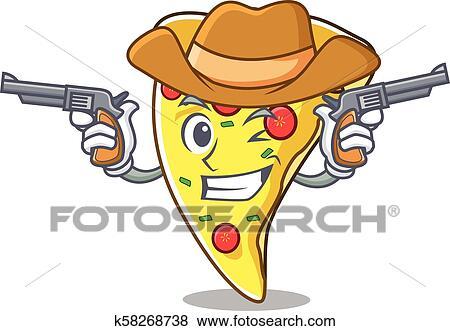 cowboy pizza