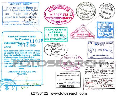 Datazione passaporto
