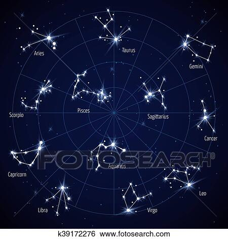 constellations etoiles