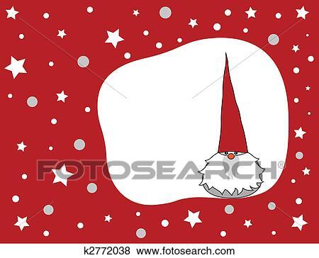 Christmas Gnomes Clipart.Christmas Gnome Clip Art