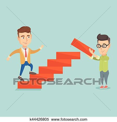 Career Ladder Gold Stock Illustrations – 373 Career Ladder Gold Stock  Illustrations, Vectors & Clipart - Dreamstime