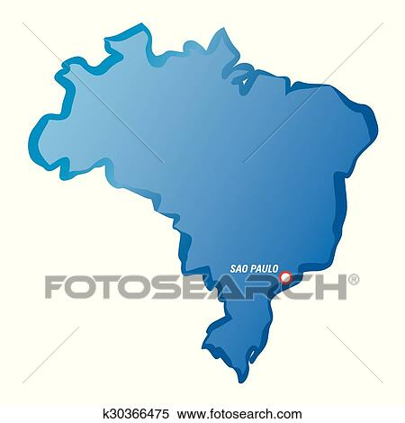 Drawing map of zil and Sao Paulo. Clipart on tegucigalpa on world map, montevideo on world map, johannesburg on world map, brazil on world map, bogota on world map, tehran on world map, buenos aires on world map, osaka on world map, beijing on world map, santiago on world map, jakarta on world map, veracruz on world map, dead sea on world map, quito on world map, seoul on world map, moscow on world map, dhaka on world map, mumbai on world map, rio de janeiro on world map, lima on world map,