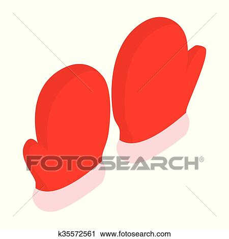 Free Mittens Clip Art with No Background - ClipartKey