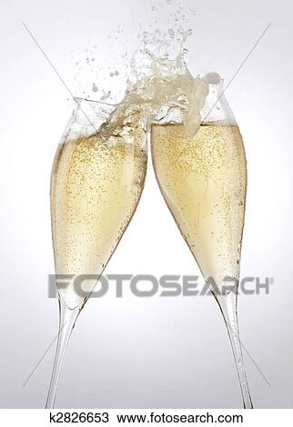 stock photo of champagne toast k2826653 search stock images