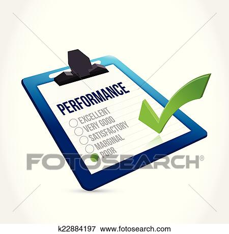 clip art poor performance clipboard checklist fotosearch search clipart illustration posters