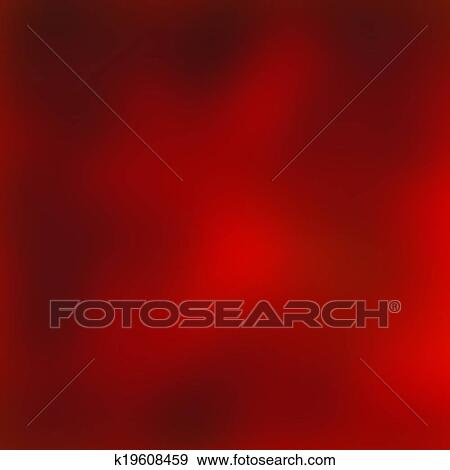red glowing simple christmas background