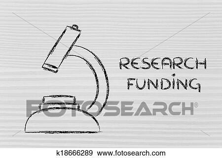 Research Healthcare Funny Design Of A Microscope