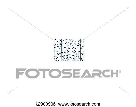 Klipart Ilustrace O Ta Briza Kufr Graficke Pozadi K2900906