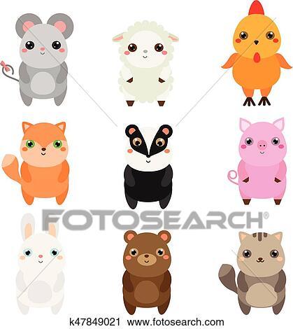 Farm Animal For Kids - Lessons - Tes Teach | Farm animals for kids, Animal  clipart, Farm animals