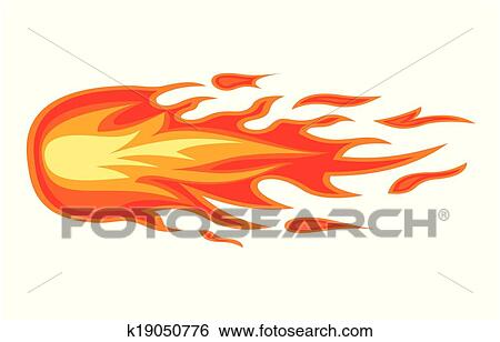 Feuer Flammen-ClipArt-Vektor-ClipArt-Kostenlose Vector Kostenloser Download