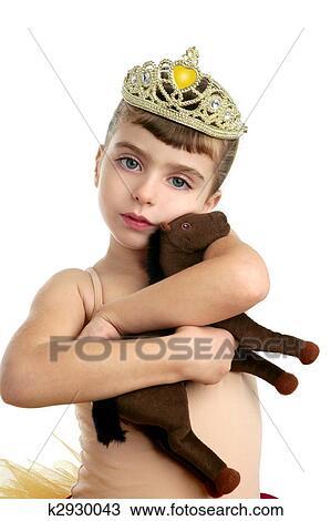 Bello Poco Fotografico Ragazza Ballerina Archivio Abbraccio RY5q4