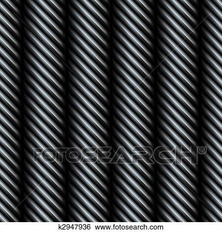 Stock Illustration - stahl, draht, muster k2947936 - Suche Clip Art ...