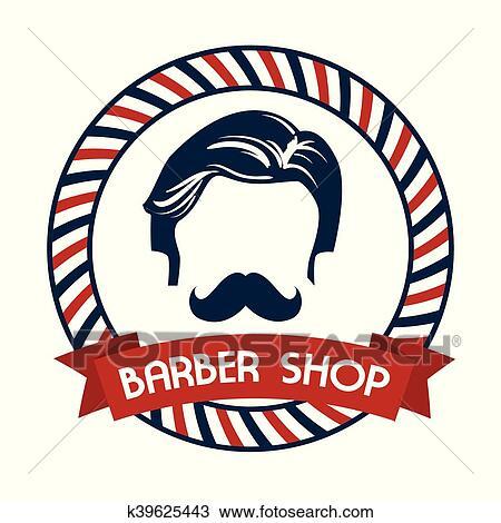 Clipart Profesional Barberia Icono K39625443 Buscar Clip Art