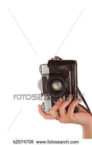 3fc23aa1fb Banque de Photographies - vieux, pellicule, appareil photo, zenit-e ...