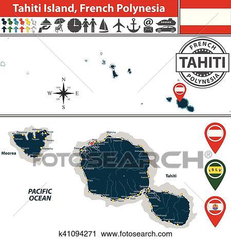 Map of Tahiti island, French Polynesia Clipart Large Map Of Tahiti on large map of australia, large map of pacific northwest, large map of chesapeake bay, large map of guam, large map of maui, large map of southeast asia, large map of singapore, large map of pacific ocean, large map of northern europe, large map of the west indies, large map of the philippine islands, large map of british isles, large map of puerto rico, large map of st. maarten, large map of france, large map of holy land, large map of fiji, large map of central america, large map of south pacific, large map of new england,