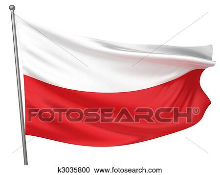 stock illustrations of poland national flag k3035800 search
