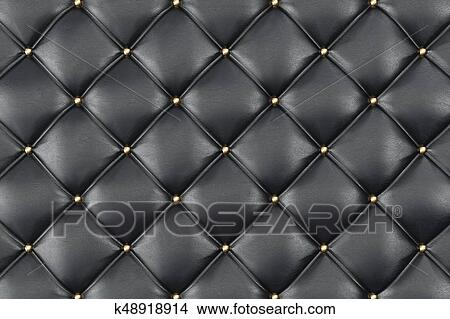 Leather Upholstery Sofa Background