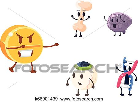 harm of drugs vector illustration set clip art k66901439 fotosearch fotosearch