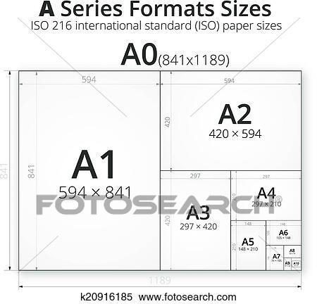Papiergröße A1