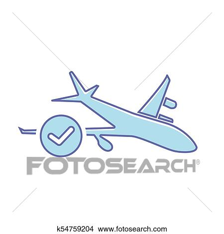 152,167 Airplane Illustrations, Royalty-Free Vector Graphics & Clip Art -  iStock