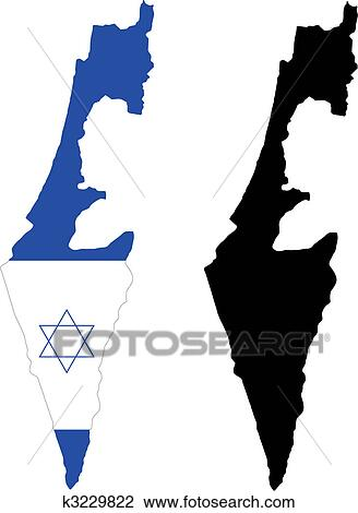 Clipart   Israel . Fotosearch   Search Clip Art, Illustration Murals,  Drawings And Vector