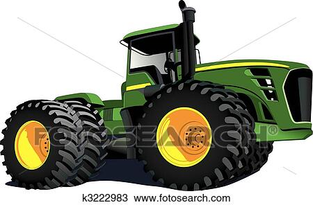 tractor clip art vector graphics. 22,335 tractor eps clipart