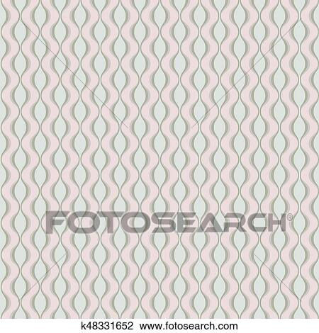 Clipart - elegant seamless Victorian wallpaper background spiral curve cross oval geometry kaleidoscope. Fotosearch -