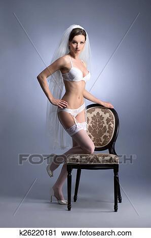 Sexy Braut