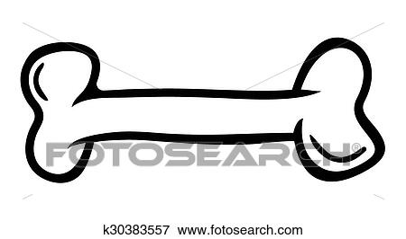 Dog Bone Clip Art