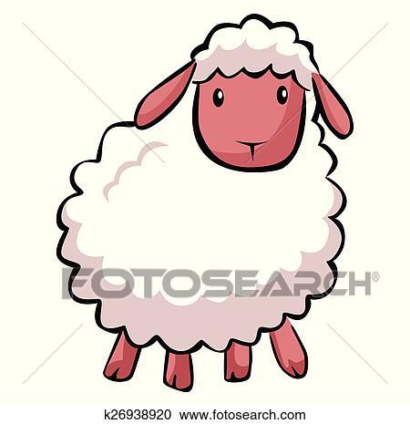Clipart hapy mouton dessin anim k26938920 - Mouton dessin anime ...