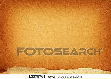 Clipart Of Vintage Scrap Paper K3279761 Search Clip Art