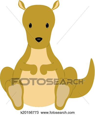 Clipart Kangaroo
