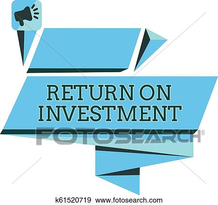 return on investment meaning