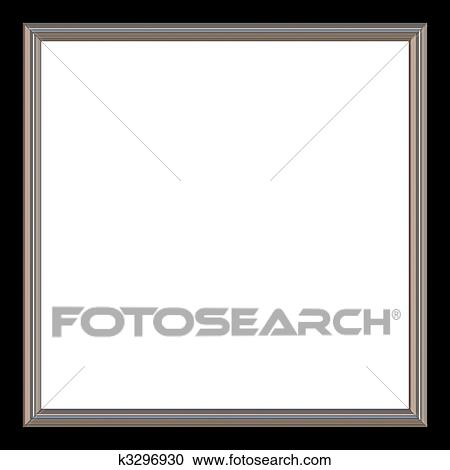 Stock Illustrations of Square Frame k3296930 - Search Clipart ...