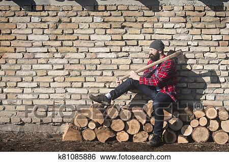 Lumberjack Stock Photos - Download 26,578 Royalty Free Photos