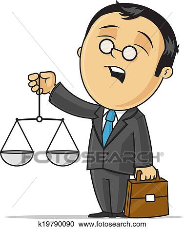 clipart of lawyer k19790090 search clip art illustration murals rh fotosearch com lawyer clip art free lawyer clip art to print