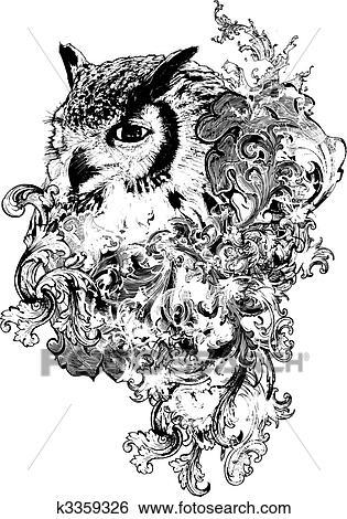 一番欲しい 梟 画像 イラスト 最高の無料壁紙 Hd