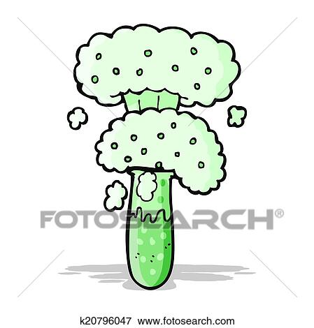 clip art of cartoon science experiment k20796047 search clipart