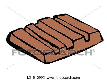 Tavoletta Di Cioccolato Disegno.Scarabocchiare Tavoletta Di Cioccolato Disegno K21510992
