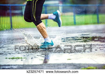 Wetter Lauf
