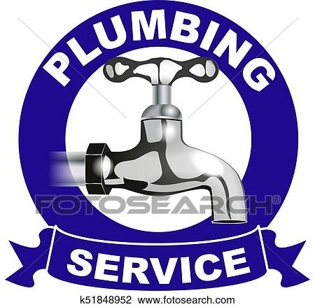 clipart of plumbing services logo k51848952 search clip art rh fotosearch com services clip art service@clipartof