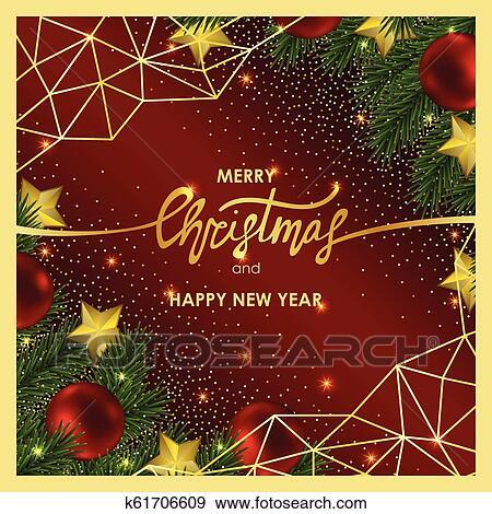 Happy New Year Invitation Card 20